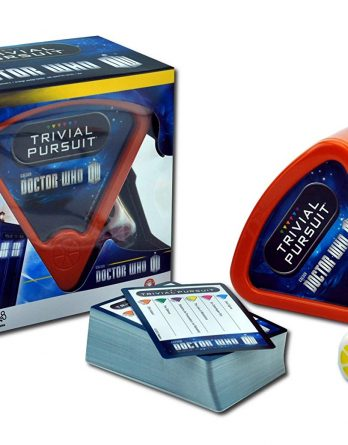 Doctor Dr. Who 'Trivial Pursuit'