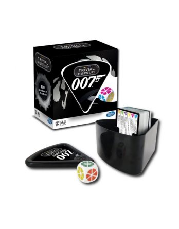 James Bond Trivial Pursuit Game