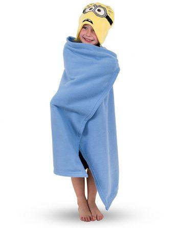 Cuddle Robe Despicable Me Minion 'Ahoy'