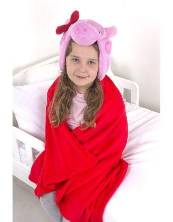 Cuddle Robe Peppa Pig 'Bow'