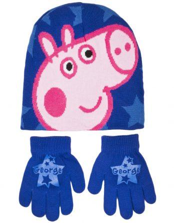Peppa Pig George 2 Piece 'Winter Set'