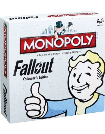 'Fallout' Collector's Edition Monopoly