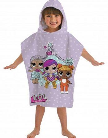 L.o.l Surprise Theatre Club Poncho Towel