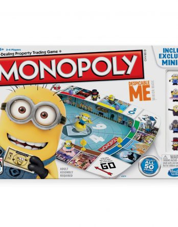 Despicable Me Minions 'Monopoly' Board Game